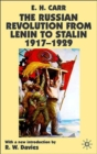 Image for The Russian Revolution  : from Lenin to Stalin (1917-1929)