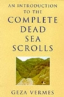 Image for An introduction to the complete Dea Sea Scrolls