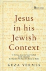 Image for Jesus and His Jewish Context