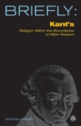 Image for Kant's Religion within the bounds of reason alone