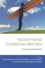 Image for Redefining Christian Britain : Post 1945 Perspectives