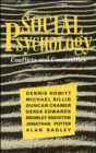 Image for Social Psychology: Conflicts and Continuities