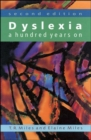 Image for Dyslexia  : a hundred years on