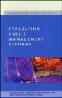 Image for Evaluating public management reforms  : principles and practice