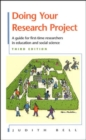 Image for Doing your research project  : a guide for first-time researchers in education and social science