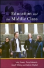 Image for Education and the middle class
