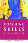 Image for Coaching skills  : a handbook