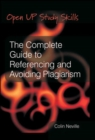 Image for The complete guide to referencing and avoiding plagarism