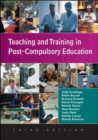 Image for Teaching and training in post-compulsory education