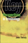 Image for Key perspectives in criminology