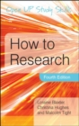Image for How to research