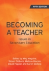 Image for Becoming a teacher  : issues in secondary education