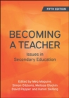 Image for Becoming a teacher: issues in secondary education