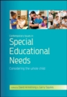 Image for Contemporary issues in special educational needs  : considering the whole child