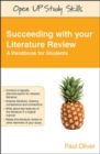 Image for Succeeding with your literature review  : a handbook for students