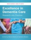 Image for Excellence in Dementia Care: Research into Practice