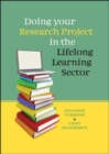 Image for Doing your research project in the lifelong learning sector