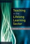 Image for Teaching in the lifelong learning sector