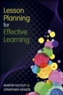 Image for Lesson planning for effective learning
