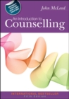 Image for An introduction to counselling
