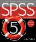 Image for SPSS survival manual  : a step by step guide to data analysis using IBM SPSS