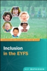 Image for Inclusion in the EYFS