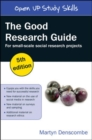 Image for The Good Research Guide: For Small-Scale Social Research Projects : For Small Scale Research Projects