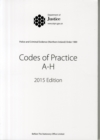 Image for Police and Criminal Evidence (Northern Ireland) Order 1989: Codes of practice A-H