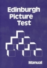 Image for EDIN PICTURE TEST TEST BOOKLET
