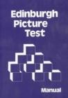 Image for Edinburgh Picture Test SPECIMEN SET