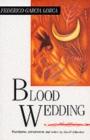 Image for Blood wedding