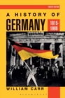 Image for History of Germany  1815-1990