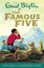 Image for Five have a wonderful time