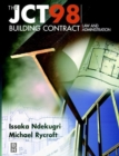 Image for The JCT 98 building contract  : law and administration