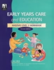 Image for Early years care and education : NVQ Level 2 : Workbook