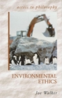 Image for Environmental ethics