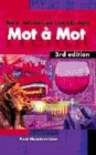 Image for Mot áa mot  : new advanced vocabulary
