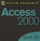 Image for Access 2000