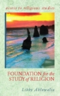 Image for Foundation for the study of religion