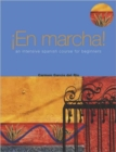 Image for {En marcha!  : an intensive Spanish course for beginners
