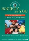 Image for Society and you: Teacher's resource : Teacher's Resource