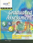 Image for Graduated assessment: Stages 5 and 6 Homework book : Stages 5 & 6 : Homework Book
