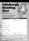 Image for Edinburgh Reading Test : A Series of Diagnostic Teaching AIDS