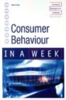 Image for Consumer behaviour in a week