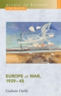 Image for Europe at war, 1939-45