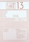 Image for MaLT Test 13 Pk10 (Mathematics Assessment for Learning and Teaching) : Test 13