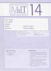 Image for MaLT Test 14 Pk10 (Mathematics Assessment for Learning and Teaching) : Test 14