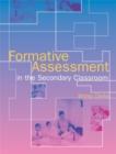 Image for Formative assessment in the secondary classroom
