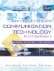 Image for Information and communication technology for OCR specification A  : GCSE short course