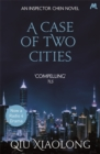 Image for A case of two cities